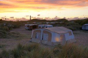 Camping ist Freiheit