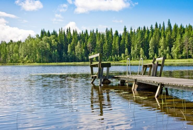 Finnland Landschaft