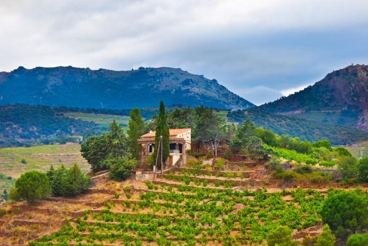 Frankreich Landschaft
