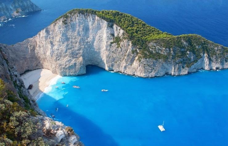 Griechenland Landschaft