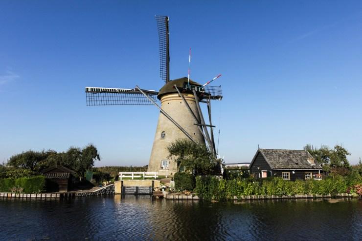 Niederlande Landschaft
