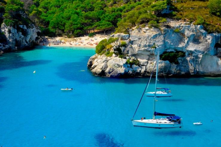 Spanien Natur