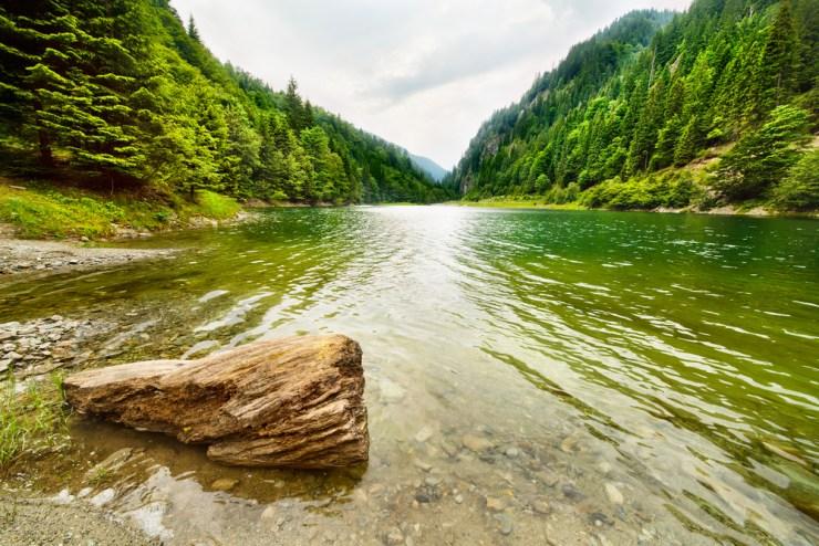 Rumänien Natur