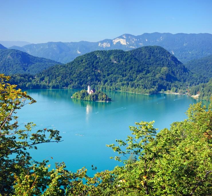 Slowenien Natur