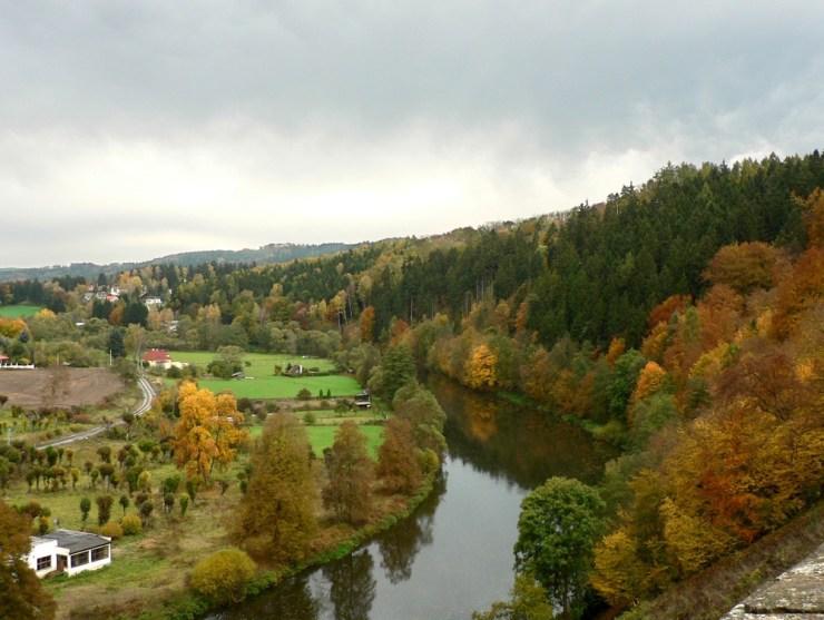 Tschechien Natur