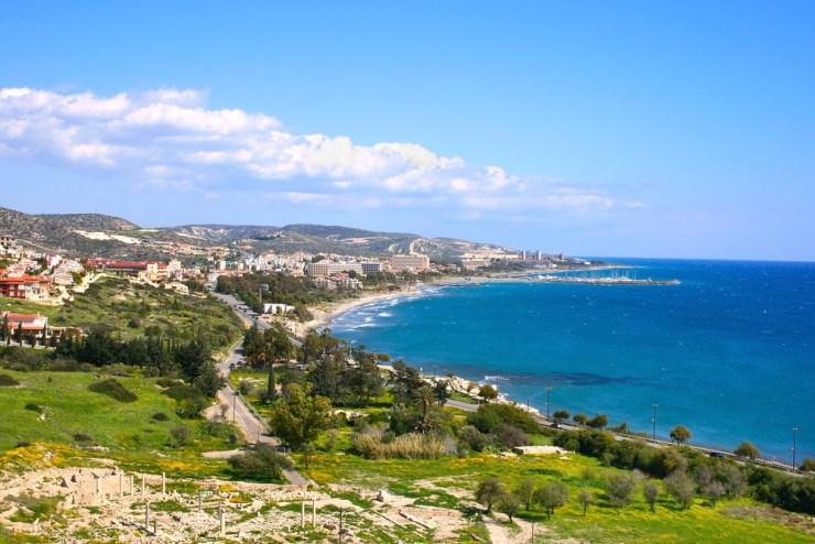 Zypern Landschaft