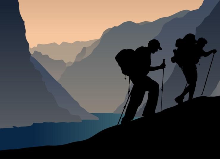 Wander Und Kletterausrüstung : Wandern und klettern tipps von professionellen bergführern